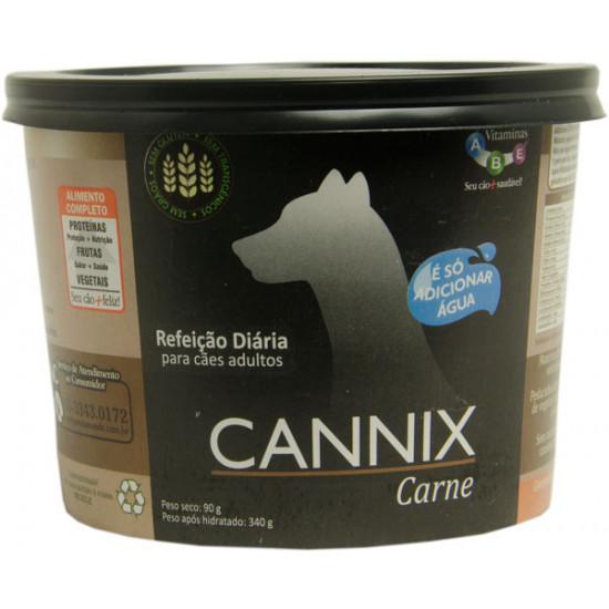 CANNIX REFEIÇÃO - CARNE - 90g