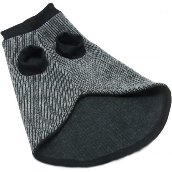roupa-de-cachorro-tweed-peito