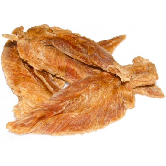peito de frango desidratado para cães cannix chicken jerkey