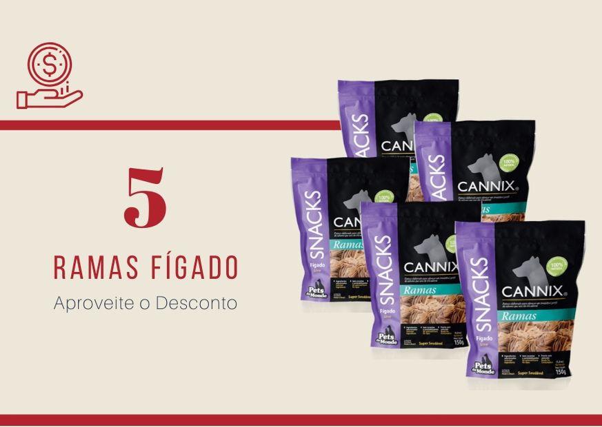 PACK  PROMOCIONAL- CANNIX RAMAS FÍGADO