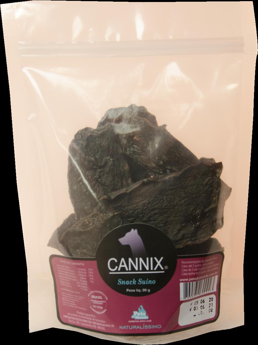 CANNIX SNACK SUINO 90 g