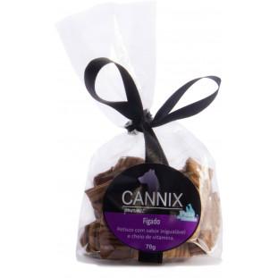 CANNIX GORUMET MINI RAMAS FIGADO 70 G