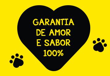 campanha sabor e amor 100% pets du monde